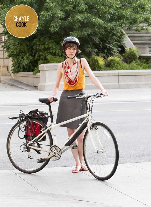 Chayle Cook - Ottawa Velo Vogue
