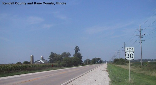 Kendall County and Kane County IL