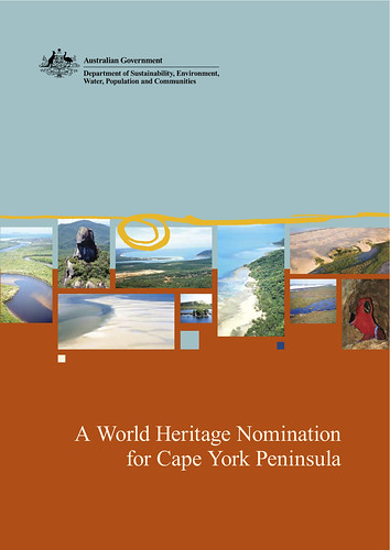 A World Heritage Nomination for Cape York Peninsula 2012