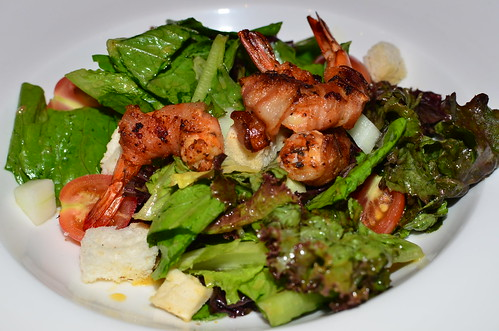Cajun Shrimp and Pomelo Salad - Clawdaddy's Great American Picnic Now in Davao at SM Lanang Premier