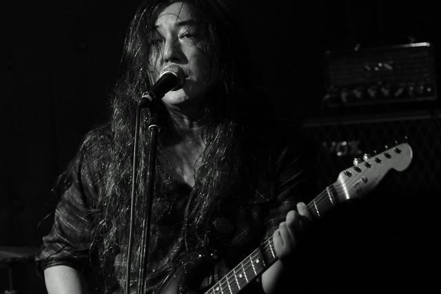 O.E. Gallagher live at Shimbashi ZZ, Tokyo, 21 Oct 2012. 192