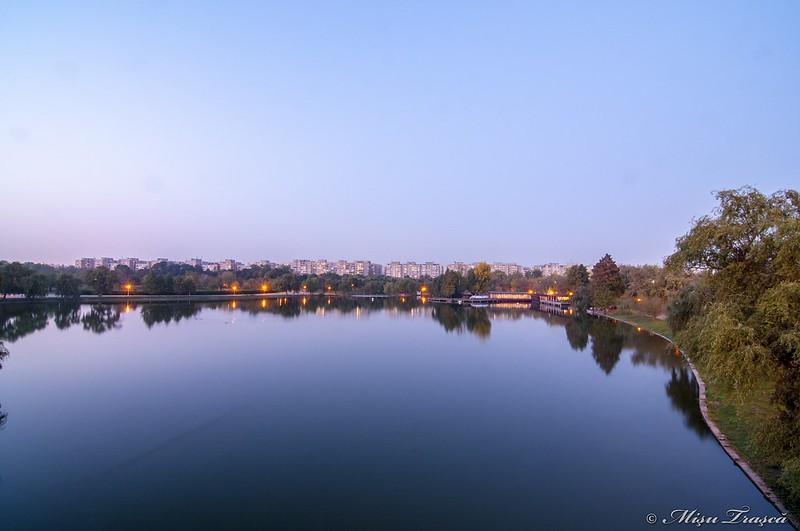 Lacul Tineretului / Tineretului Lake