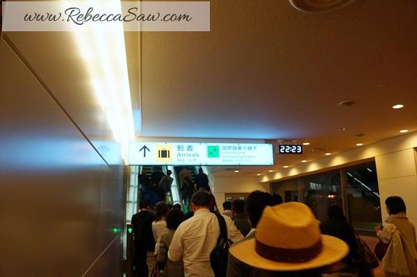 haneda airport japan - rebecca saw japan trip with airasia  (8)