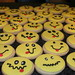 Crazy Faces Cookies