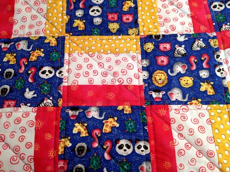 Two by Two Kids Quilt