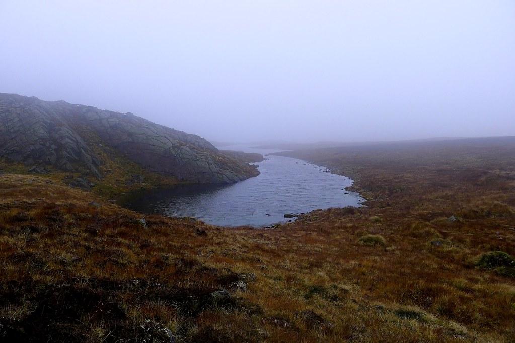 Lochan west of Beinn a' Bhuird