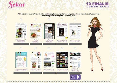Sekar Blog Competition
