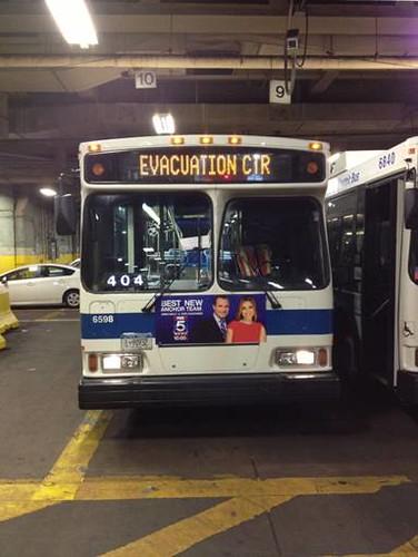 ENY Evacuation Bus