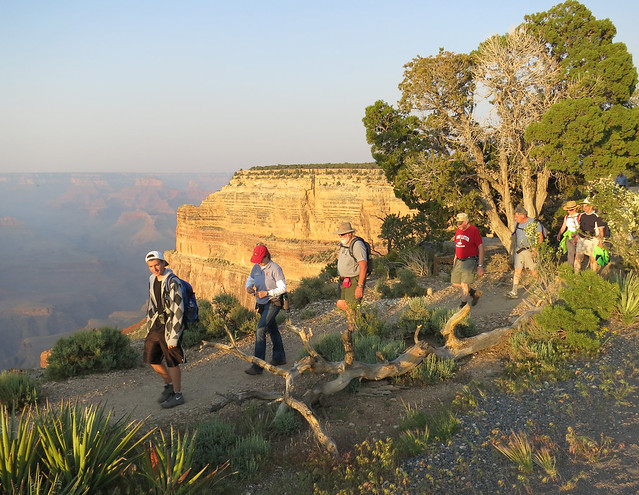 Grand Canyon National Park Active Trails Program 4638