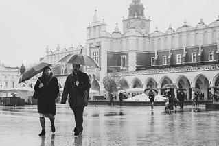 Main Market Square - Cracow / Kraków