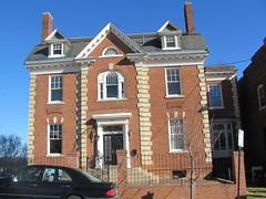 Fanny Hughes House, Lynchburg, Va