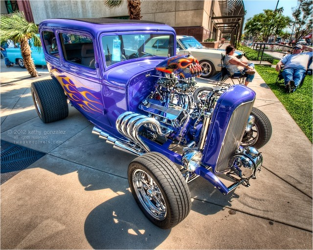 skelly hot rod