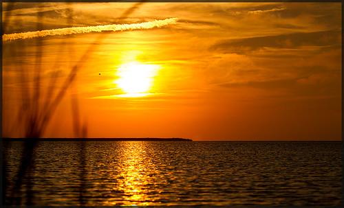 nc obx pea island nwr wildlife sunset kayak b2nw hatteras kayaking