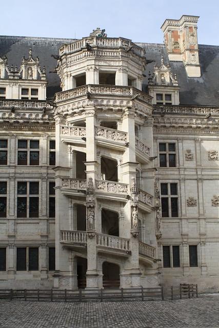 chateau de blois flickr photo