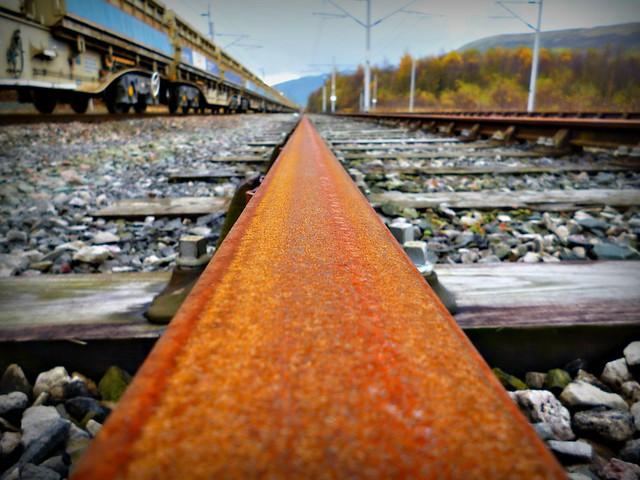 Rusty Rails, Panasonic DMC-FS14