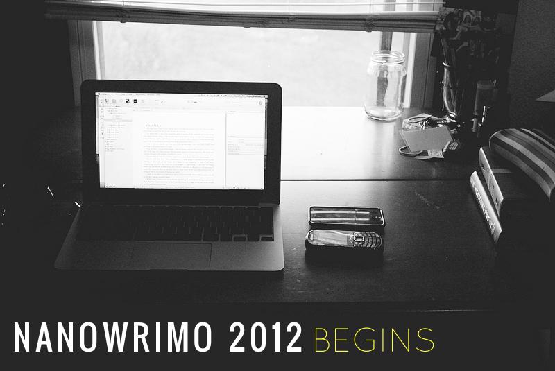 nanowrimo2012