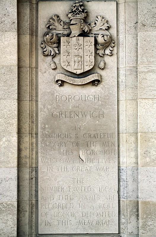Greenwich War Memorial