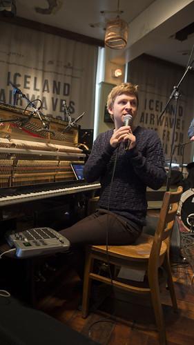 KEXP At Iceland Airwaves, Day 2: Ólafur Arnalds
