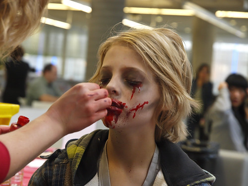 Hamilton zombie walk photo