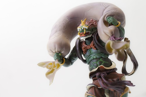 Takeya Fujin (God of Wind) - Revoltech