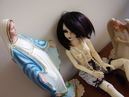 [Big Doll Day] Marin + Mama's Pearls