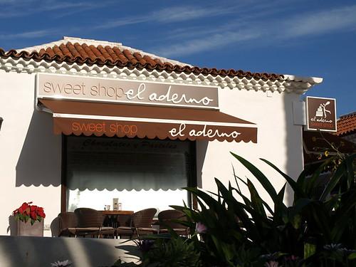 El Aderno, La Paz