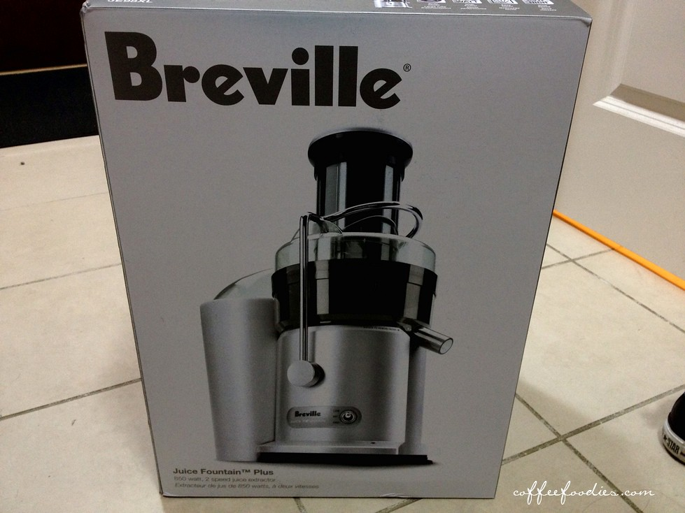 how to use breville juice fountain