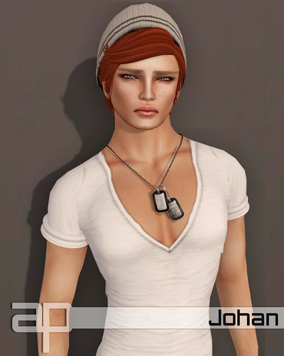 [Atro Patena] - Johan / New Release by MechuL Actor