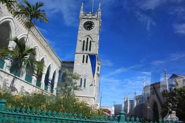 Stadtrundfahrt durch Barbados