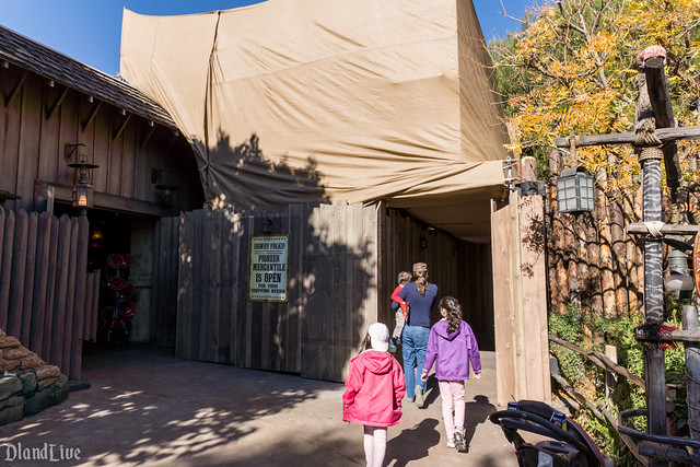 Pioneer Mercantile Exterior Refurbishment
