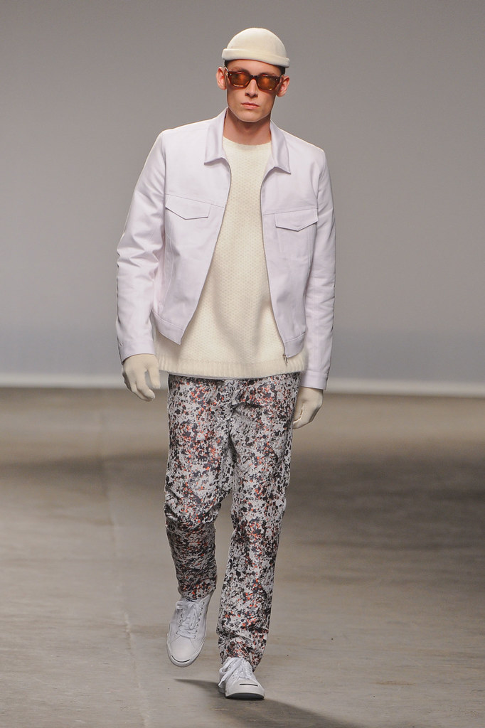 FW13 London Richard Nicoll020_Lance Carne(fashionising.com)