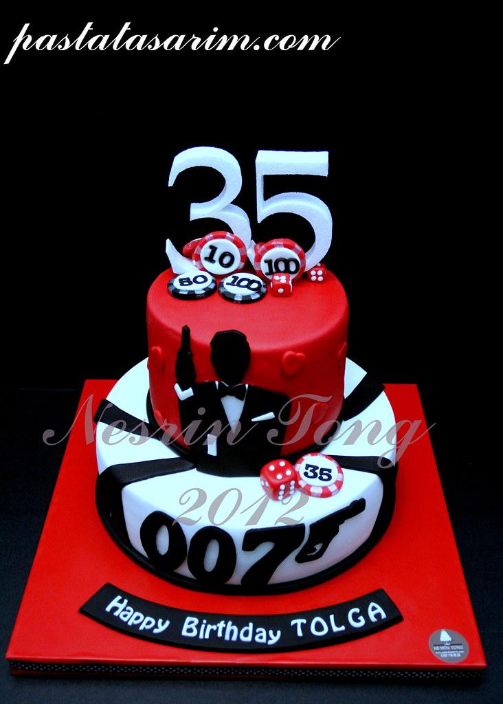 Cake Design James Bond : james bond cake - a photo on Flickriver