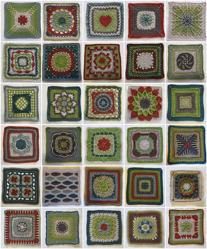 2012 BAMCAL - all squares done!