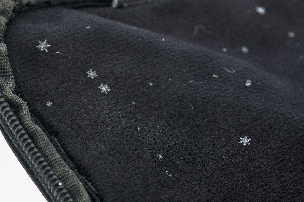 Perfect snowflakes
