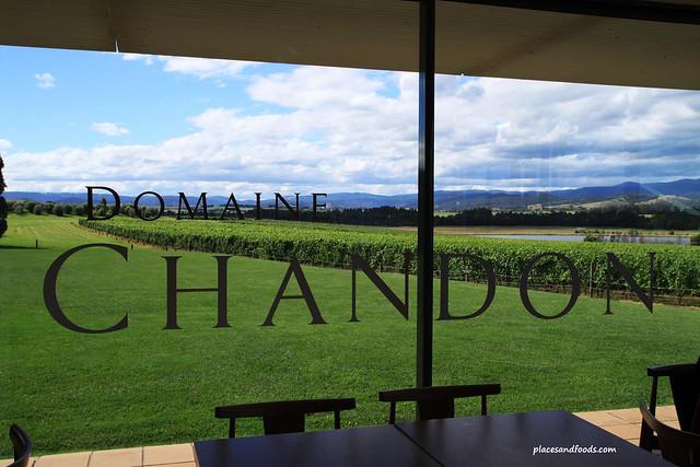 domaine chandon vineyard