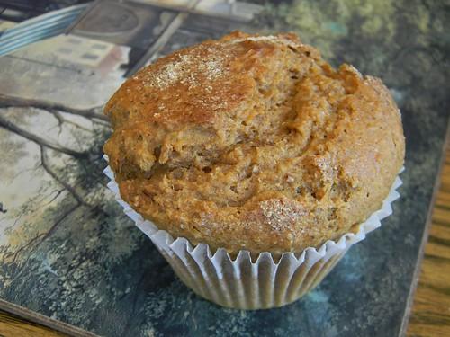 Pumpkin Spice Cappuccino Muffins