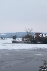 Portmeadow in the Snow