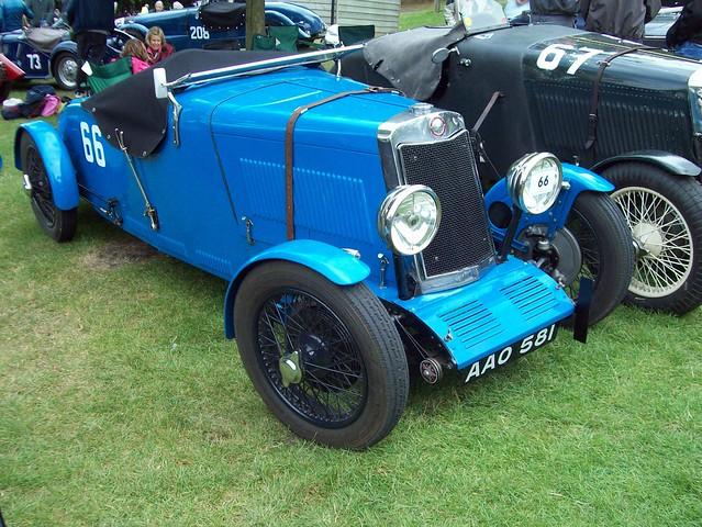 452 Lea Francis S Type Hyper TT Replica (1930)