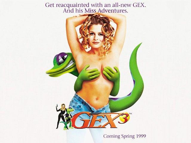 Gex 3 anuncio