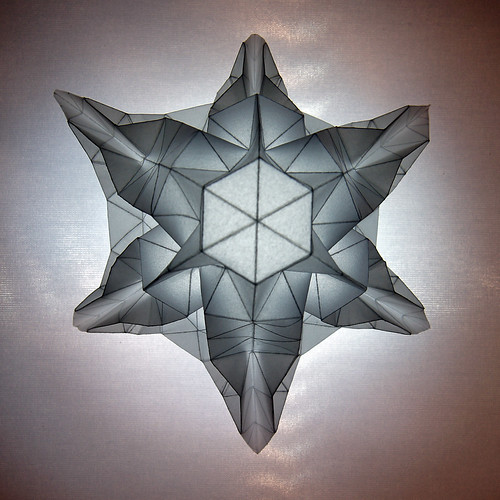 Origami Tutorial 1031 (Lydia Diard)