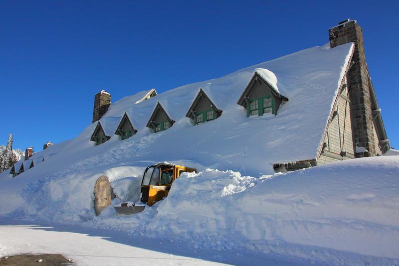 IMG_0116 Paradise Inn in Winter, Mount Rainier National Park