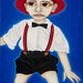 柳依蘭‧青澀小草莓-7‧65x50cm‧2010