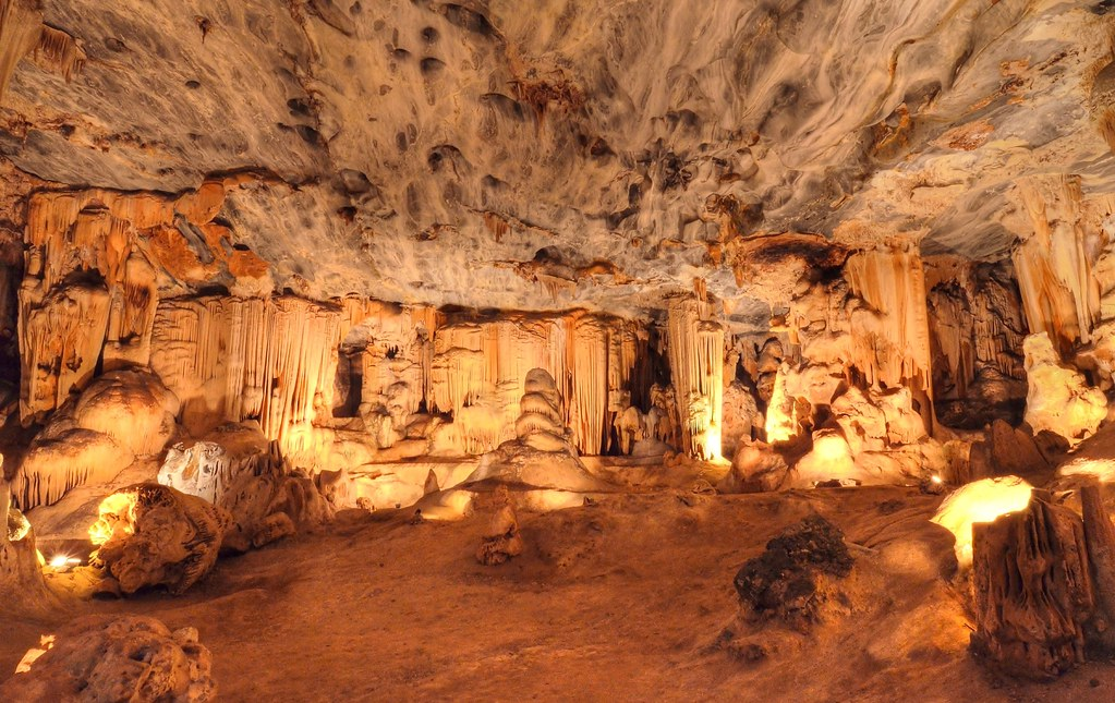 Next up!! Cango Caves, Natural Wonder of the World!