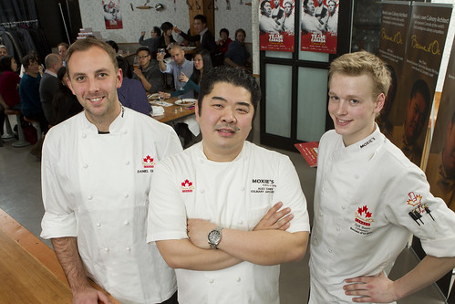 Bocuse d'Or Team Canada