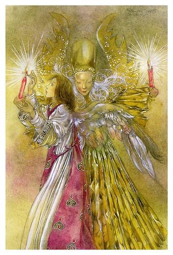 008-El angel del advenimiento-Serie ángeles -Sulamith Wülfing -Via www.dana-mad.ru
