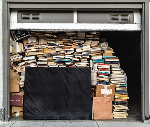 Book hoarder  (28 Jan 13)