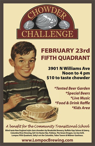 Chowder Challenge @ Fifth Quadrant