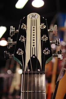 2013 NAMM Show - Reverend Guitars
