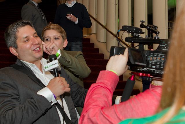 The 2012 Crunchies, hosted by TechCrunch, VentureBeat, and GigaOm