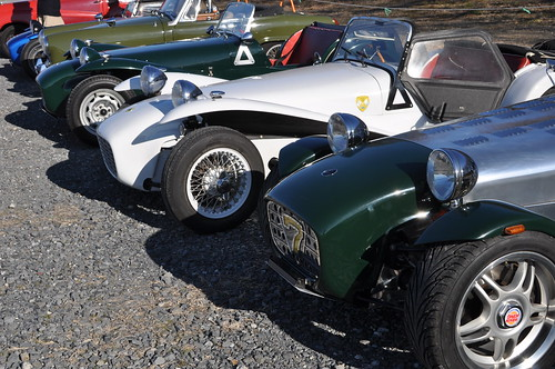 Seven Cars